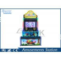 Attractive Coin Operated Game Machines , Shooting Ball Shooting Arcade Machine Manufactures