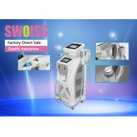 3 In 1 Nd Yag Laser Hair Removal Machine , Yag Tattoo Removal Machines Long Lifespan