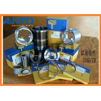 C9 Engine Liner Kit Fit For CAT 336D Excavator , Forged Engine Piston 197-9297 324-7380 265-1401 Manufactures