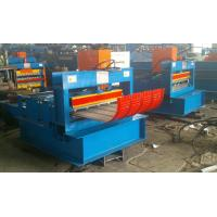 Corrugated Sheet Automatic Crimping Machine With Double Cylinder Cutting Manufactures
