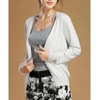Knit female cardigan long sleeve in the spring and autumn v-neck Manufactures