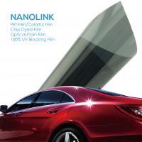Anti Heat Nano Ceramic Sun Blocking Film For Home / Auto Windows 25um -50um Thickness Manufactures