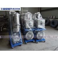Stand Alone Type Industrial Vacuum Loader , Plastic Material Hopper Loaders 55 KG Manufactures
