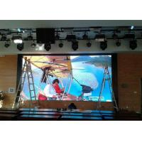 P10 High Brightness HD LED Display Indoor 1/8 Scan For Advertising , 320*160mm Module Size Manufactures