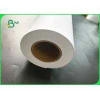 FSC Certified Smooth 60gsm 80gsm Plotter Paper For Garment Factory Manufactures