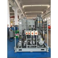 Buy cheap Stainless Steel Hydraulic Cylinder Pump Unit With 16ml/r - 270ml/r Hydraulic Pump from wholesalers