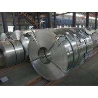 Slit Hot Rolled Galvanized Steel Strip In Coil ( Steel Belt ) Manufactures