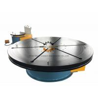 8 Ton Floor Small Welding Turntables  , Rotary Welding Table  For Welding / Polishing / Mounting Manufactures