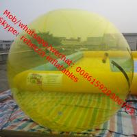 Water Sports Games Water Roller, Inflatable Rolling, Water Walking Ballequipment  Aqua Sphere Zorb Manufactures
