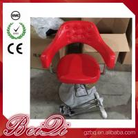 Buy cheap Hair Salon Styling Chairs Used Barber Shop Equipment Antique Red Barber Chair from wholesalers