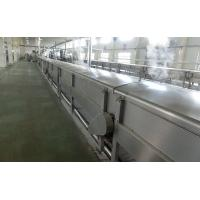 Non Fried Instant Fully Automatic Noodles Making Machine Line 304 Stainless Steel Manufactures