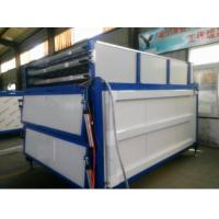 Bullet - Proof Five Layers Glass Laminating Equipment 2000x3000mm Stable operation Manufactures