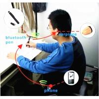 spy blutooth pen  exam bluetooth pen  cheap bluetooth pen  metal bluetooth pen hidden micro earpiece For Communication Manufactures
