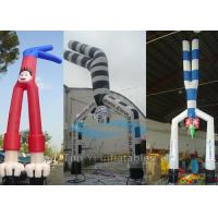 Advertising Inflatable Dancing Guy , Wacky Waving Inflatable Tube Man Manufactures