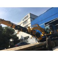 Rotary Hydraulic Piling Rig Machine With Monitor Depth Control System EU EN791 Safety Manufactures