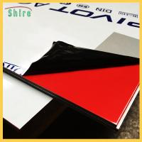 PE Protective Film Rolls For Aluminium Composite Panel Black / White APC Aluminium Film Manufactures