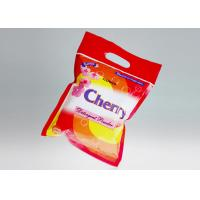 Plastic Flexible Washing Powder Packaging Bags / Compound Bag For Promotional Manufactures