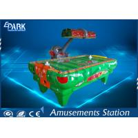 Double Players Video Arcade Game Machines Elephant Air Hockey Arcade Game Manufactures