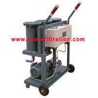 Mobile Portable Oil Filter Machine Carts