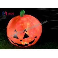 Quality Halloween Pumpkin Decorations With LED Lights for sale