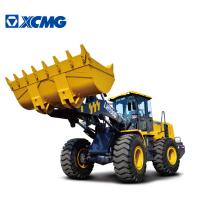 XCMG LW500D Compact Wheel Loader With Horizontal Dynamic Arm Cylinder Manufactures