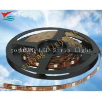 Non waterproof 12V DC / 5050 SMD / 7.2W led flexible strip lights Ce & RoHs approval Manufactures