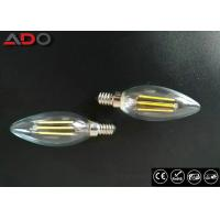 Ac 220v E14 Led Light Bulb 4w Customized With High Temperature Resistance Manufactures