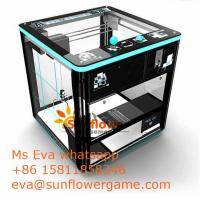 Arcade Game Machine China Factory Cool Magic Cube Box Toy Crane Claw Machine For Sale Manufactures