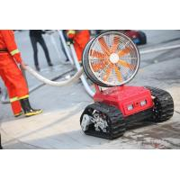 China Electric fire extinguishing robot on sale