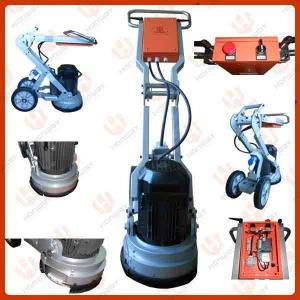 2.2KW Concrete Floor Grinding Machine For Floor Edge And Small Floor Area Manufactures