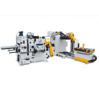 Feeding Step 9999.99mm NC Servo Feeder with Decoiler And Straightener For Punching Machine Manufactures