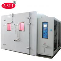 Walk-in Climate Test Chamber for Low High Temperature And Humidity Manufactures