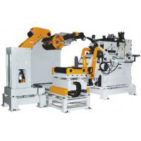 3 In 1 Precision Automatic Decoiler Straightener Feeder Machine For Tony Product Manufactures