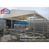 Lightweight Aluminium Exhibition Truss System100x100mmSize For Convenience Manufactures