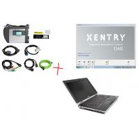 Wireless MB SD C4 Benz Mercedes Diagnostic Tool With Dell E6420 Support Cars / Trucks Manufactures