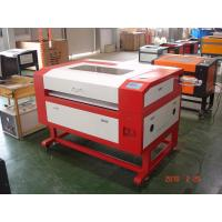 50 Watt CO2 Laser Cutting Engraving Machine , Laser Glass Engraver Manufactures