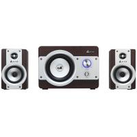 2.1 channel computer speakers;R.M.S:33W(15W+9W*2);Material:Wooden; Manufactures