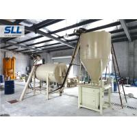 Automatic Feeding Dry Mix Mortar Production Line With River Sand Cement Fly Ash Material Manufactures