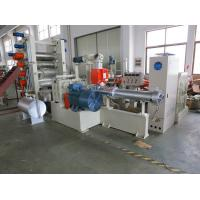 No Poison Pvc Sheet Manufacturing Machine 720mm Width OEM / ODM Available Manufactures