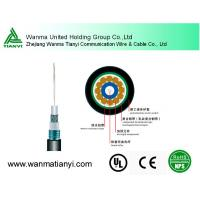 GYXTA outdoors aerial, duct,direct bury single mode optical fiber cable Manufactures