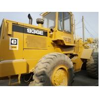 China Used CAT 936E Wheel Loader /Caterpillar Front End Loader 936E With Fork Blade on sale