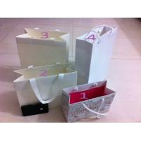 Jewelry packing paper bag