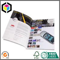 Quality Glossy Lamination Product Book Printing Factory; Company Catalog Print Manufacturer for sale