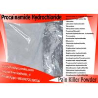Pharma Raw Powder Local Anesthetic Drugs Procainamide Hydrochloride CAS 614-39-1 Manufactures
