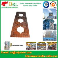 Environment Friendly Boiler Water Walls Customization Corrosion Resistance Manufactures