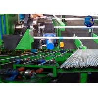 Full Automatic Pipe Threading Machine for GI Water Pipe Type 168 CE / ROHS / FCC Manufactures