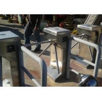 Quality Aesthetic Tripod Turnstile Security System In Wharf Access Managemet for sale