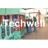 Steel Silo Corrugated Roll Forming Machine For Steel Corrugated Sheets, Galvanized Sheet Manufactures