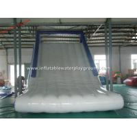 Quality Adults Large Inflatable Cool Blow Up Water Slide Games For Amusement Park for sale