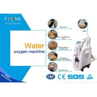 Microdermabrasion Oxygen Facial Machine Multi - Head For Face Treatment Manufactures